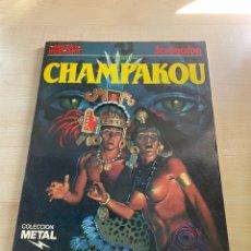 Cómics: CHAMPAKOU. Lote 294825178