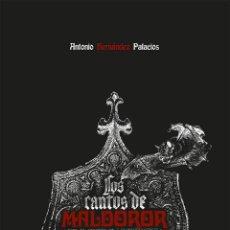 Cómics: CÓMICS. LOS CANTOS DE MALDOROR - ANTONIO HERNÁNDEZ PALACIOS (CARTONÉ). Lote 294836093