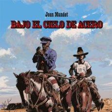 Cómics: CÓMICS. BAJO EL CIELO DE ACERO - JOAN MUNDET (CARTONÉ). Lote 294836723