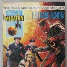 Fumetti: MEGATON - CIENCIA FICCION STOP - EL EXTRAÑO TROMPETA - COMIC. Lote 295019968