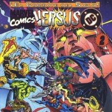 Comics: DC VERSUS MARVEL COMICS Nº 2. Lote 295284413