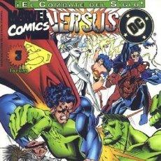 Comics: DC VERSUS MARVEL COMICS Nº 3. Lote 295284568
