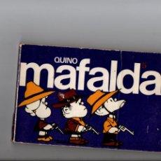 Cómics: MAFALDA Nº 5. TIRAS DE QUINO, EDITADAS POR LUMEN.. Lote 295343483