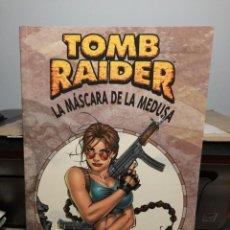 Cómics: COMIC TOMB RAIDER :: LA MASCARA DE LA MEDUSA. Lote 295372128