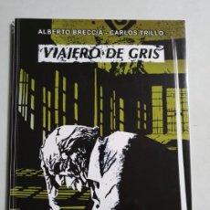 Cómics: DE KIOSKO VIAJERO DE GRIS ALBERTO BRECCIA MAS ARTICULOS. Lote 295408068