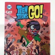 Cómics: TEEN TITANS GO! 7 (GRAPA) - ECC EDICIONES / KODOMO. Lote 295416248