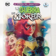 Cómics: LA GUERRA DEL JOKER 6 (DE 6) (GRAPA) - CASTELLUCCI, LUPACCHINO, SAUVAGE, ANEKE - ECC CÓMICS. Lote 295418463