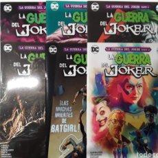 Cómics: LA GUERRA DEL JOKER 1 2 3 4 5 6 (GRAPA) - ECC CÓMICS. Lote 295418913