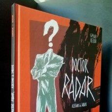 Cómics: DOCTOR RADAR - ASESINO DE SABIOS - SPACEMAN BOOKS 2014 ''EXCELENTE ESTADO''. Lote 295453978