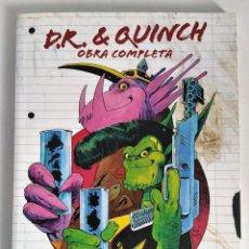 Cómics: D.R. & QUINCH OBRA COMPLETA (ALAN MOORE ALAN DAVIS JAMIE DELANO) ~ 2000AD/ KRAKEN (2006) *DESCATALOG. Lote 295461973