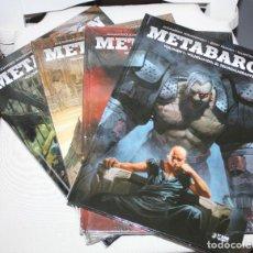 Cómics: METABARON , TOMOS 01,02,03 Y 05 (DE 6)(NUEVOS CON DESCUENTO). Lote 295465658