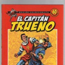 Cómics: EL CAPITAN TRUENO. EDICION COLECCIONISTA 60 ANIVERSARIO. TOMO 18. EL SECUESTRO DEL CAPITAN TRUENO. Lote 295474333