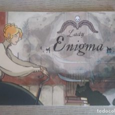 Cómics: LADY ENIGMA. THE ROCKETMAN PROJECT. RÚSTICA.. Lote 295475068
