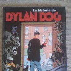 Cómics: LA HISTORIA DE DYLAN DOG. ALETA. CARTONÉ. Lote 295475158