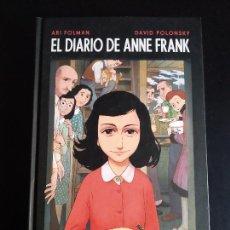 Cómics: COMIC EL DIARIO DE ANNE FRANK. NOVELA GRÁFICA.. Lote 295485488