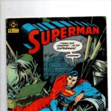 Cómics: SUPERMAN Nº 16. EDICIONES ZINCO 1985. Lote 295494128