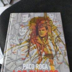 Fumetti: LOS SURCOS DEL AZAR PACO ROCA ASTIBERRI COMO NUEVO. Lote 295631538