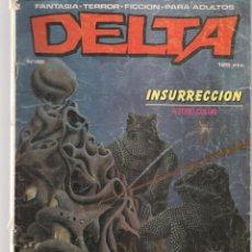 Cómics: DELTA. Nº 49. FANTASIA. TERROR. FICCIÓN. PARA ADULTOS. (P/C51). Lote 295640953