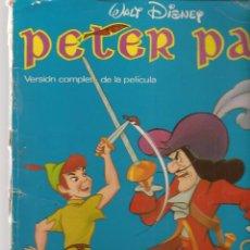 Cómics: PETER PAN. WALT DISNEY. COLECCIÓN CUCAÑA Nº 3. EDICIONES RECREATIVAS, 1981.(P/C51). Lote 295641463