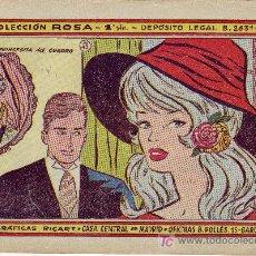 Cómics: COMIC COLECCION ROSA Nº 43 AÑO 1959. Lote 295690288