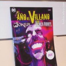 Fumetti: EL AÑO DEL VILLANO Nº 3 EL JOKER Y BLACK ADAM DC - ECC OFERTA. Lote 295725088