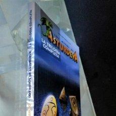 Cómics: LOS MITOS DE ASTURDEVA (LA TRILOGIA COMPLETA) JAVIER TRUJILLO - ALETA 2006 ''EXCELENTE ESTADO''. Lote 295731223