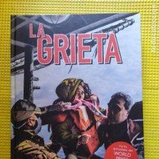 Cómics: LA GRIETA CARLOS SPOTTORNO & GUILLERMO ABRIL. Lote 295824553