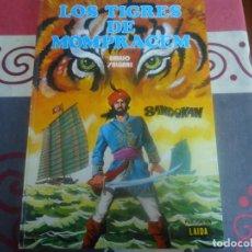 Cómics: SANDOKAN, LOS TIGRES DE MOMPRACEM, PUBLICACION LAIDA. Lote 295840808