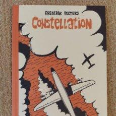 Cómics: CONSTELLATION DE FREDERIK PEETERS. ASTIBERRI. IMPECABLE. Lote 295843523
