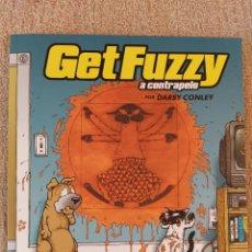 Cómics: GET FUZZY (A CONTRAPELO): LÓGICA DIFUZZA POR DARBY CONLEY. TOMO 2. ASTIBERRI. IMPECABLE. Lote 295862243