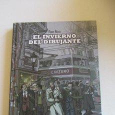 Cómics: EL INVIERNO DEL DIBUJANTE. PACO ROCA. EDITORIAL ASTIBERRI. BUEN ESTADO EPRE1. Lote 295977478