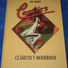 Cómics: COMICS - CLÁSICOS Y MODERNOS - EL PAIS (1988). Lote 296069298