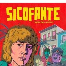 Cómics: CÓMICS. SICOFANTE - ADRIAN BAGO. Lote 296710708