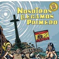 Cómics: CÓMICS. NOSOTROS LLEGAMOS PRIMERO - FURILLO. Lote 296725458