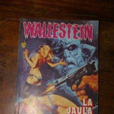 Cómics: WALLESTEIN Nº 1 LA JAULA DEL TIGRE ED. MARC-BEN 1976. Lote 296770368