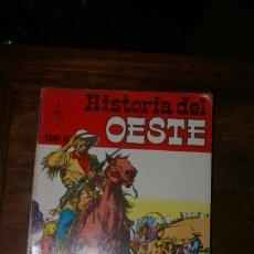 Cómics: HISTORIA DEL OESTE TOMO 6º LAS CARAVANAS HACIA NUEVAS TIERRAS ED. EUREDIT 1969. Lote 296770743