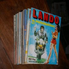 Cómics: LANDO EDICIONES ACTUALES 1977 DOCE NUMEROS DE CATORCE ( FALTAN 6 Y 7 ). Lote 296773328