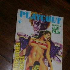 Cómics: MANDRAGORA LA CRUEL PLAYCOLT AVENTURAS DE ALAN VELON Nº 2 ED. MARC-BEN 1976. Lote 296773818