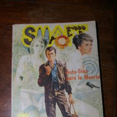 Cómics: SHAFT Nº 2 AUTO-STOP PARA LA MUERTE ELVIBERIA 1976. Lote 296775833