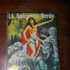 Cómics: LA GANGRENA VERDE ELVIBERIA 1976 SIN NUMERACION. Lote 296776048