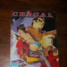 Cómics: CHACAL Nº 1 LAS SIETE HERMANAS ED. MARC-BEN 1976. Lote 296776243