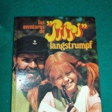Cómics: LAS AVENTURAS DE PIPI LANGSTRUMPF. EDICIONES NARANCO 1975. Lote 297016548