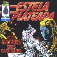 Cómics: ESTELA PLATEADA VOL. 3 - Nº 02. Lote 297026378
