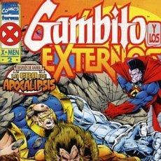 Cómics: GAMBITO Y LOS EXTERNOS Nº 2. Lote 297028783