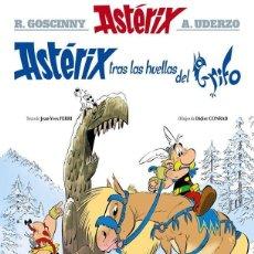 Cómics: ASTÉRIX TRAS LAS HUELLAS DEL GRIFO. - GOSCINNY, RENÉ.. Lote 297037983