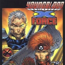 Cómics: YOUNGBLOOD / X-FORCE Nº 2. Lote 297046918