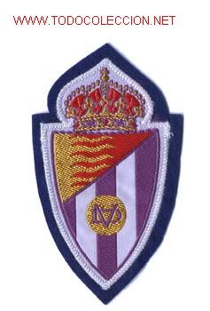 parche de tela moderno futbol escudo del real  Comprar