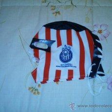 Coleccionismo deportivo: MÁSCARA PRESSING CATCH (OFICIAL DE LAS CHIVAS DE MÉXICO) . Lote 26674369