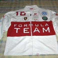 Coleccionismo deportivo: SUDADERA SEAT SPORT AÑO 2010. TALLA XL SIN USO. UN LUJAZO!!!!!!!!!!!!!!!!!!!. Lote 19705313