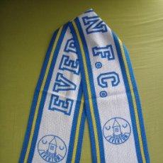 Coleccionismo deportivo: BUFANDA EVERTON FC - AÑOS '80. Lote 26452634